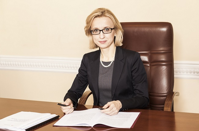 Teresa Czerwińska. Photo: nauka.gov.pl