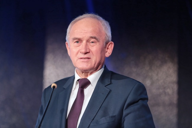 Poland's Energy Minister Krzysztof Tchórzewski. Photo: PAP/Hanna Bardo