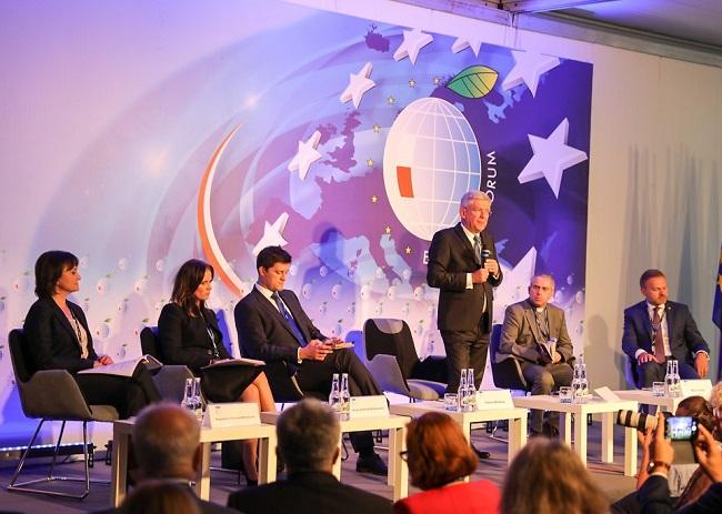 II Polonijne Forum Ekonomiczne w Krynicy