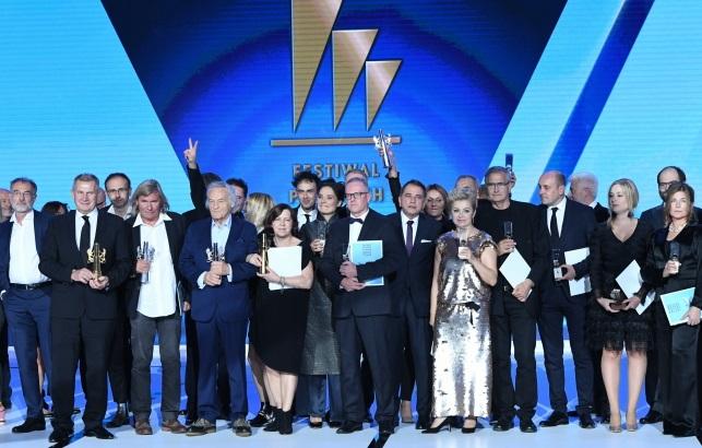 Церемония награждения и закрытия 43-о Фестиваля польских художественных фильмов