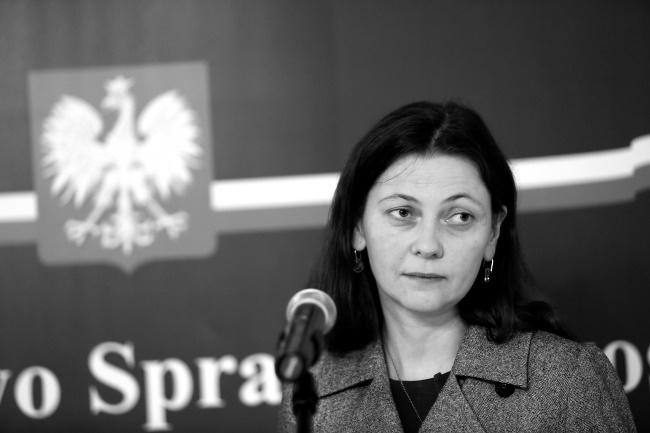 Monika Zbrojewska. Photo: PAP/Tomasz Gzell