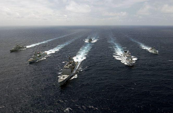 У порт Ґдині прибуде елітна військова корабельна група НАТО
