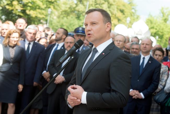 Photo: PAP/Grzegorz Michałowski
