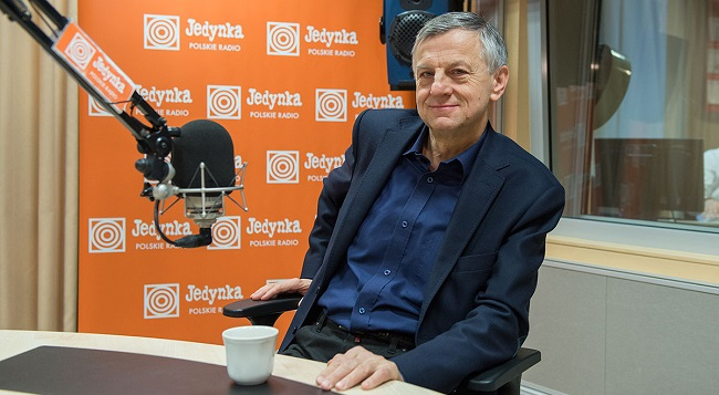 Советник президента Польши Анджей Зыбертович.