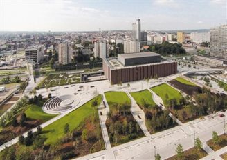 Польские архитекторы удостоились премии European Garden Award