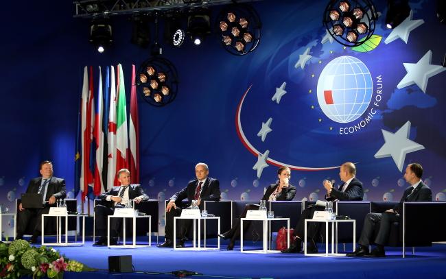 XXVII Економічний форум у містечку Криниця, 07.09.2017