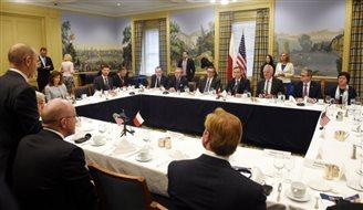 «Разговор на фоне миллиардов»: Дуда встретился с инвесторами из США