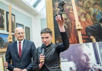 Надія Савченко просить вибачення у поляків за історичні кривди
