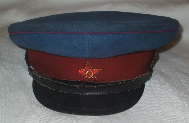 Фуражка НКВД.