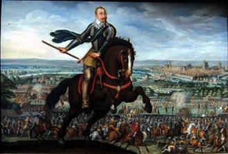 Густаў ІІ Адольф - кароль, які са Швэцыі зрабіў імпэрыю