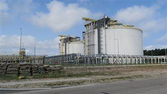 Началось расширение терминала СПГ в Свиноуйсьце
