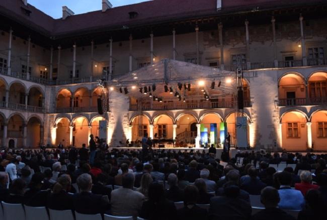 UNESCO's 41st World Heritage Committee session opening in Kraków. Photo: PAP/Jacek Bednarczyk.