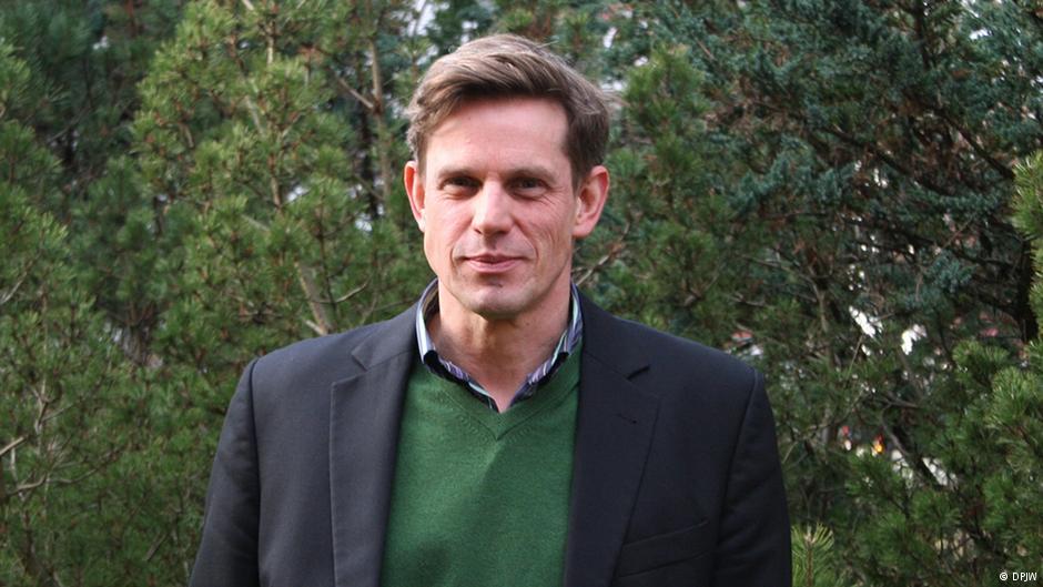 DPJW-Geschäfstführer Stephan Erb