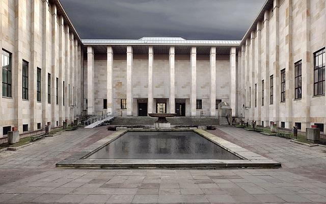 Gmach Muzeum Narodowego w Warszawie/Źródło: Muzeum Narodowe