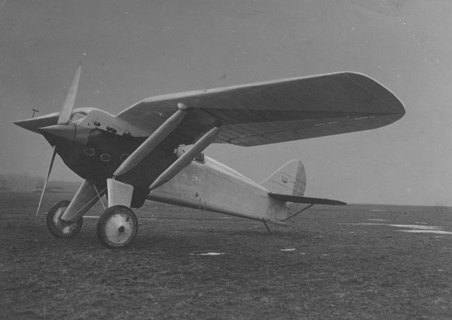 Самалёт PZL P.1