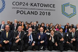 UN COP24 climate summit 'historic success': Polish official