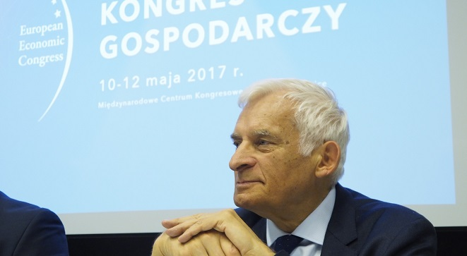 Екс-прем'єр-міністр Польщі та екс-голова Європейського парламенту Єжи Бузек