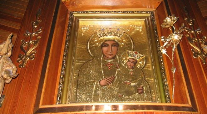 Ченстоховська ікона Божої Матері (або Белзька ікона Божої Матері)