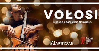 Українська зима з музикою «Vołosi»