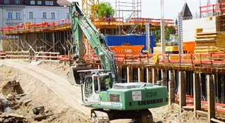 Output down across Poland's construction sector