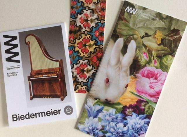 """Wystawa """"Biedermeier"""" w Muzeum Narodowym"""