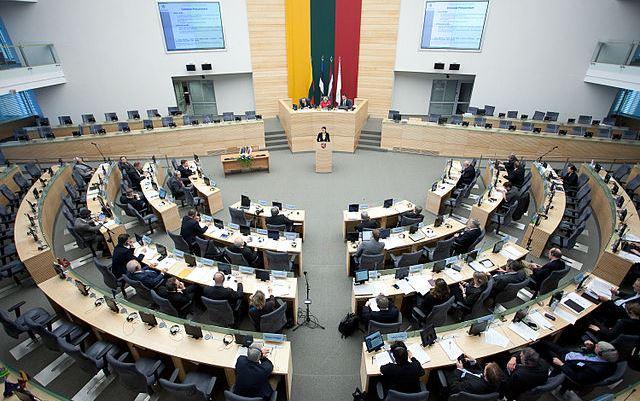 Sejm Litwy