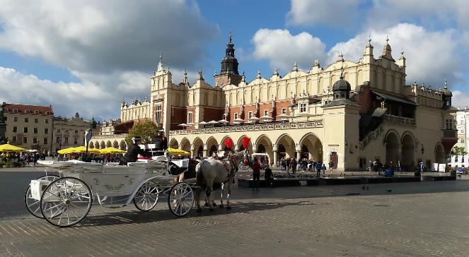 Kraków - zdjęcie ilustracyjne