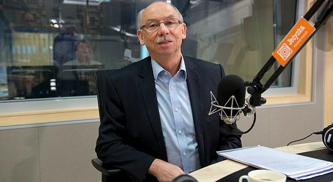 Janusz Lewandowski. Photo: W.Kusiński/Polskie Radio
