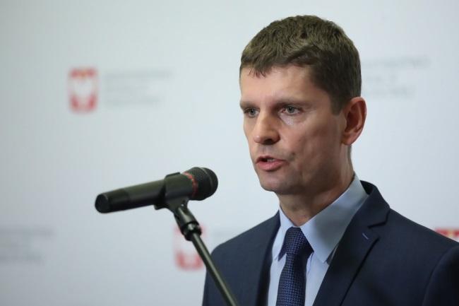 Polish Education Minister Dariusz Piontkowski