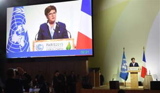 Poland at the Paris climate talks