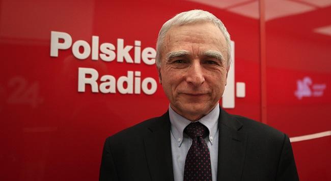 Minister Piotr Naimski