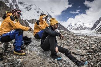 Andrzej Bargiel zdobył K2 w Karakorum