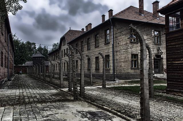 Бывший концлагерь Аушвиц