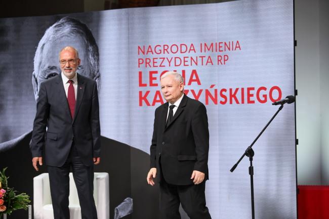 А. Новак и Я. Качиньский