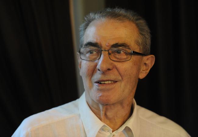 Историк, оппозиционер времен Польской Народной Республики, сенатор Кароль Модзелевский