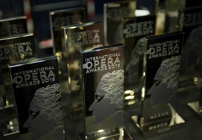 Photo: Facebook.com/The International Opera Awards.