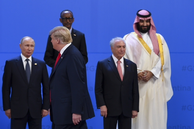 G20 Summit in Buenos Aires