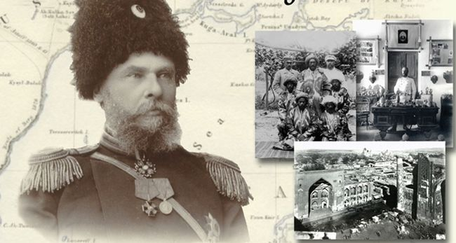 Леон Барщевский - путешественник,исследователь Средней Азии, фотограф.