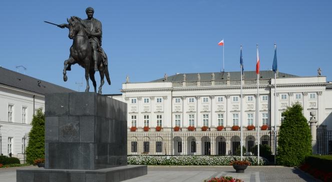 Президентський палац у Варшаві