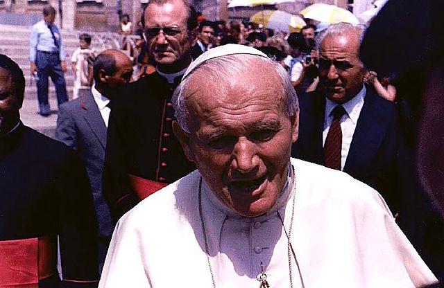 Папа Іван Павло ІІ, 1985.