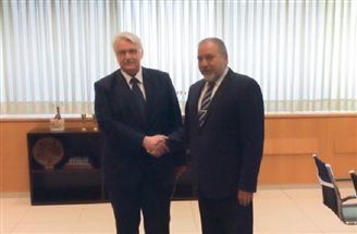Polish Foreign Minister meets Israeli Defence Minister