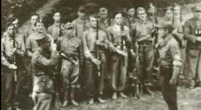 Oddział antykomunistycznej, polskiej partyzantki
