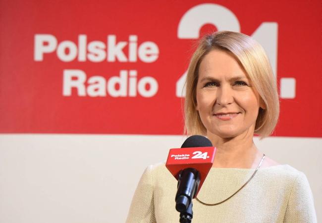 Президентка Польського радіо Барбара Станіславчик-Жила