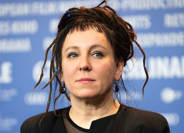 Olga Tokarczuk. Photo: Martin J. Kraft [CC BY-SA 3.0  (https://creativecommons.org/licenses/by-sa/3.0)], from Wikimedia Commons