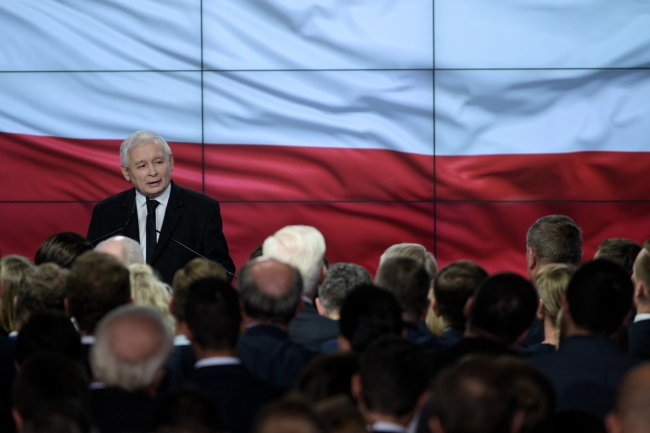 Poland's eurosceptic ruling party makes modest gains in regional election