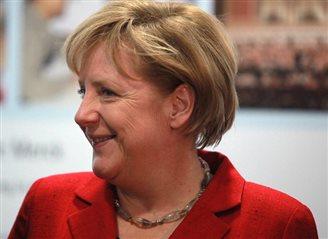 Merkel besucht Warschau