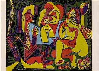 Pablo Picasso w Muzeum Narodowym