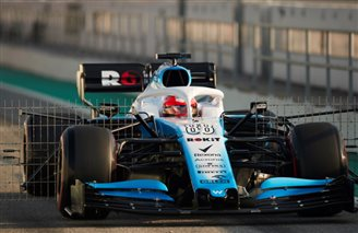 Poland's Kubica tests new car ahead of F1 opener