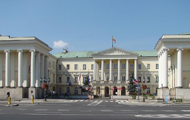 Варшавский городской совет.