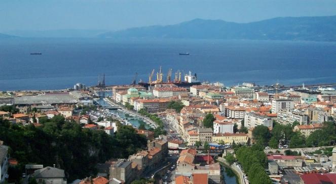 Rijeka, Chorwacja